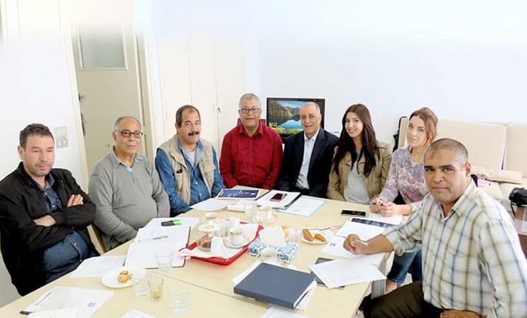مركز تطوير الإعلام يعقد اجتماعه السنوي