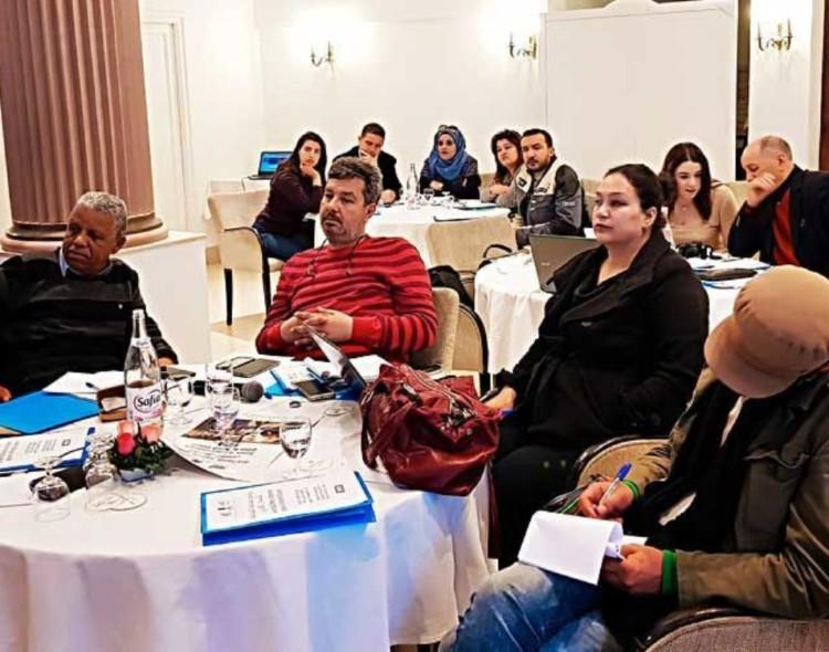 أشغال منتدى دعم حرية التعبير وصحافة المواطنة في الشمال الغربي