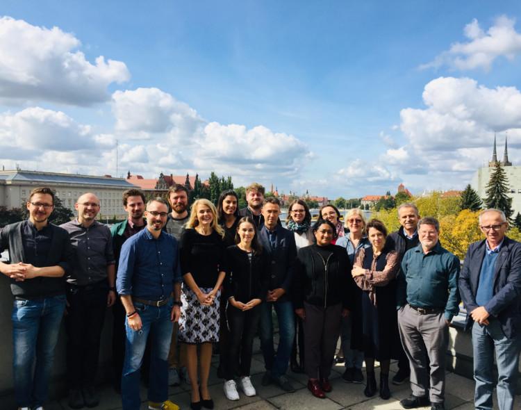 المرصد العربي للصحافة يشارك في اجتماع شبكة EJO-AJO بالعاصمة البولندية فروكلاف